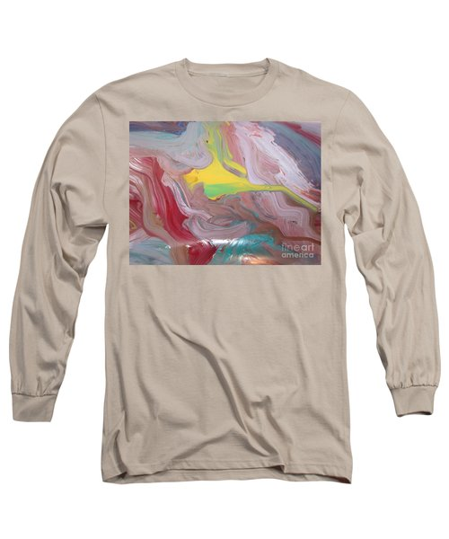 Mirror 1 Long Sleeve T-Shirt