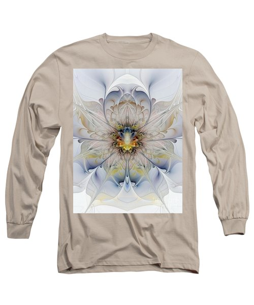 Mirrored Blossom Long Sleeve T-Shirt
