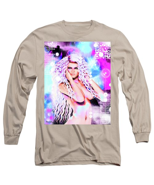Miss Inter-dimensional 2089 Long Sleeve T-Shirt