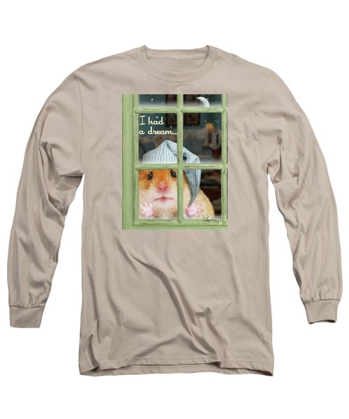 Miss Me Yet? Long Sleeve T-Shirt