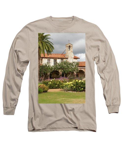 Mission San Juan Capistrano Long Sleeve T-Shirt