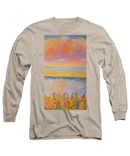 Missouri River Long Sleeve T-Shirt