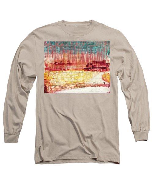 Mixville Road Long Sleeve T-Shirt