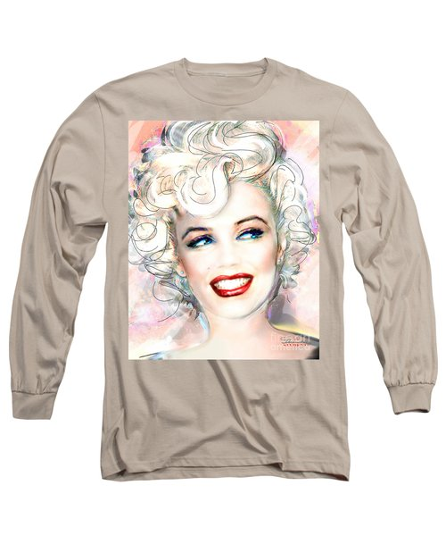 Mmother Of Pearl P Long Sleeve T-Shirt