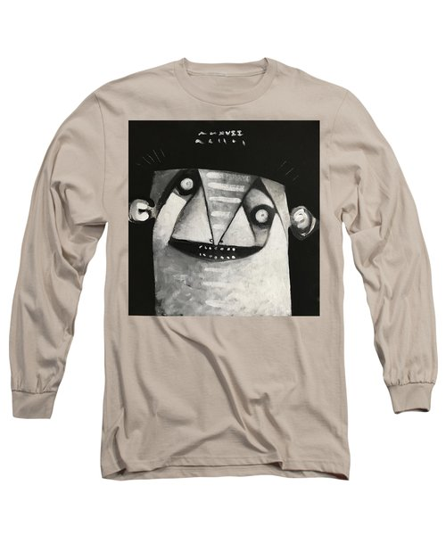 Mmxvii Masks For Despair No 3  Long Sleeve T-Shirt