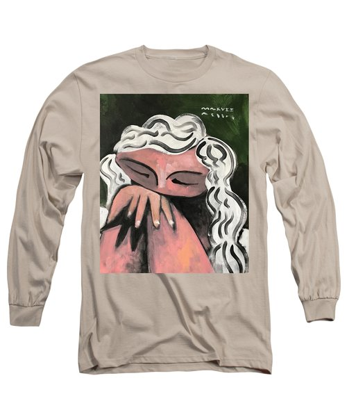 Mmxvii Thoughts  Long Sleeve T-Shirt