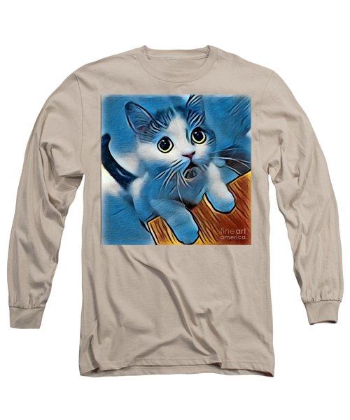 Mo' Milk Please  Long Sleeve T-Shirt