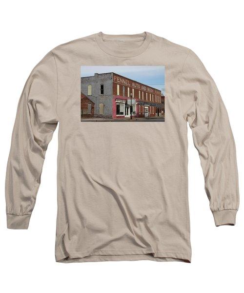 Moberly  Long Sleeve T-Shirt