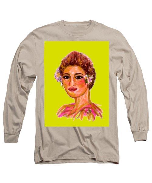 Model Mode Long Sleeve T-Shirt