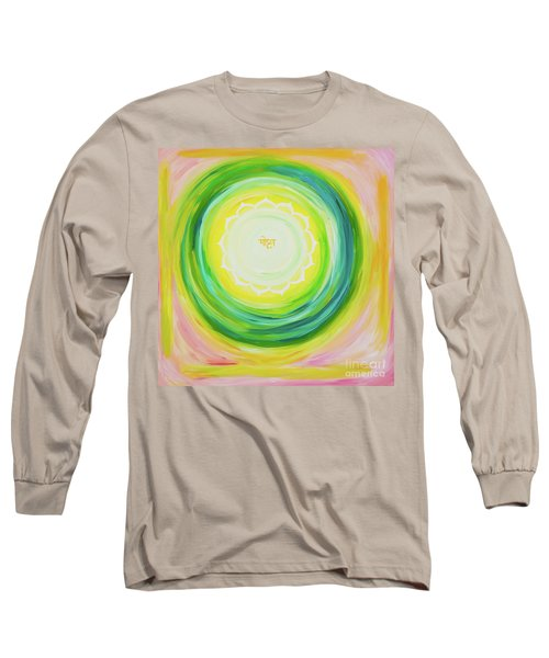 Moksh Yantra Long Sleeve T-Shirt