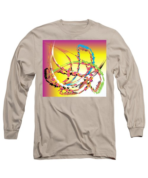 Molecular Energy Long Sleeve T-Shirt