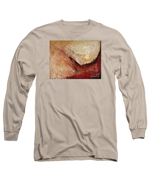 Molten Lava Long Sleeve T-Shirt