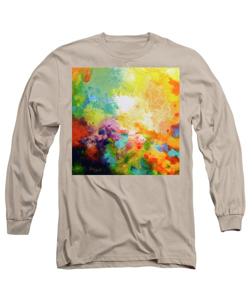 Momentum, Canvas One Long Sleeve T-Shirt