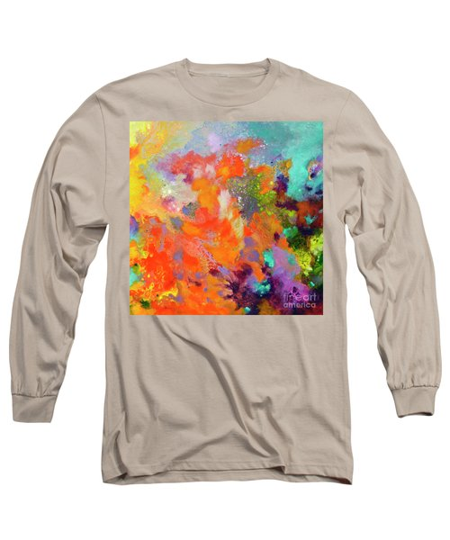 Momentum, Canvas Two Long Sleeve T-Shirt