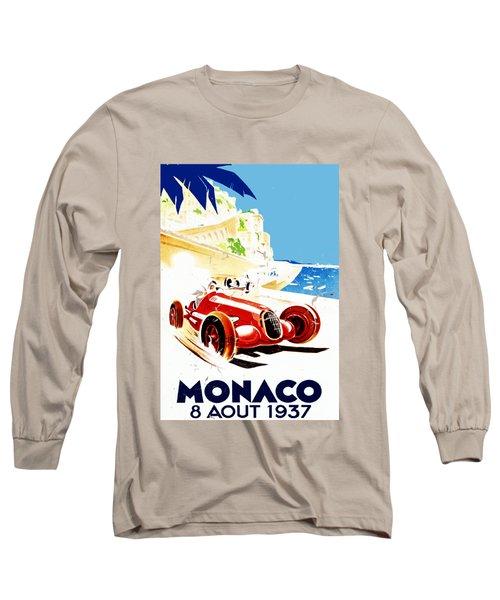 Monaco 1937 Long Sleeve T-Shirt