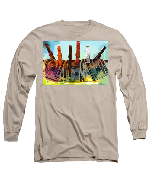 Money Laundering  Long Sleeve T-Shirt