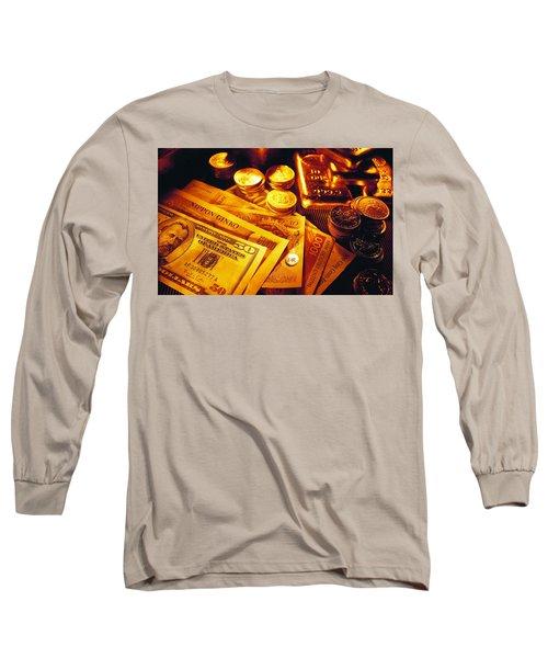 Money Long Sleeve T-Shirt