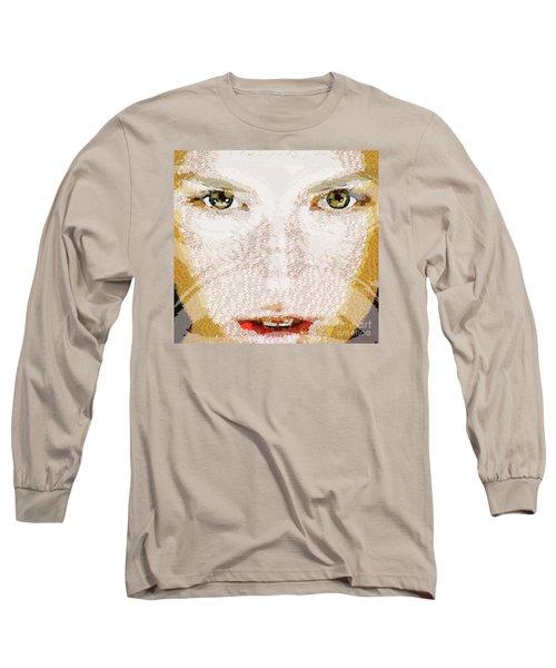 Monkey Glows Long Sleeve T-Shirt