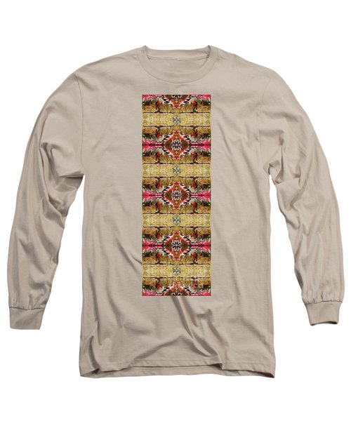 Monkey Pose Hanumanasana Yoga Long Sleeve T-Shirt