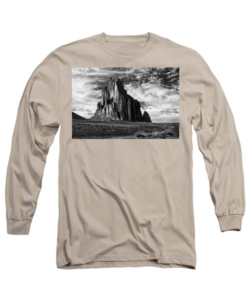 Monolith On The Plateau Long Sleeve T-Shirt by Jon Glaser