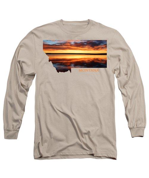 Montana Glory Long Sleeve T-Shirt