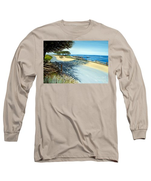 Monterey Shadows Long Sleeve T-Shirt