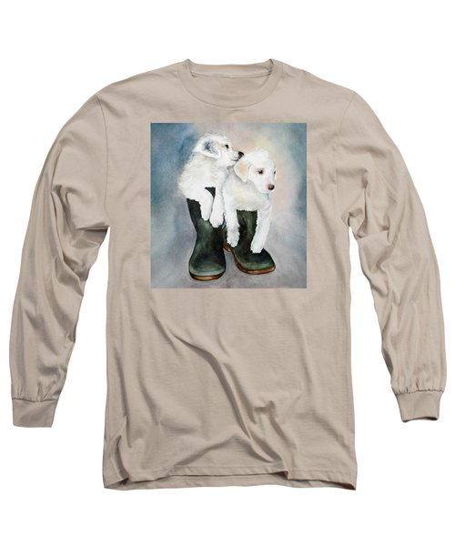 Monti And Gemma Long Sleeve T-Shirt