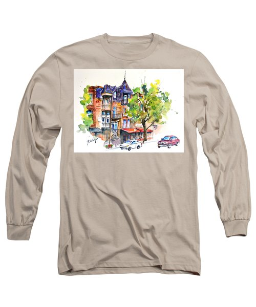 Montreal - 2 Long Sleeve T-Shirt