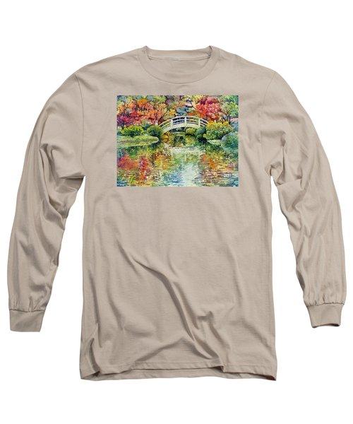 Moon Bridge Long Sleeve T-Shirt