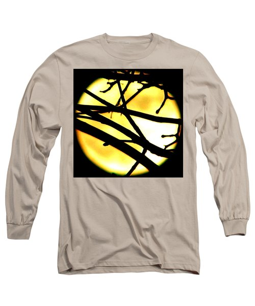 Moon Iv Long Sleeve T-Shirt