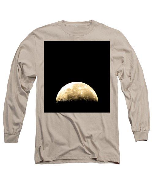 Moon Loop Long Sleeve T-Shirt