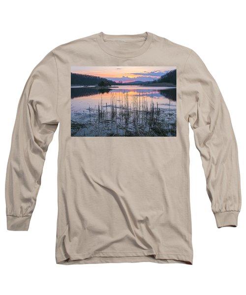 Morning Calmness Long Sleeve T-Shirt