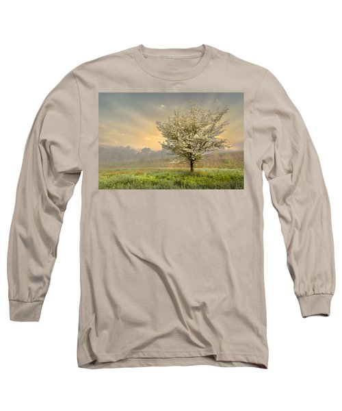 Morning Celebration Long Sleeve T-Shirt