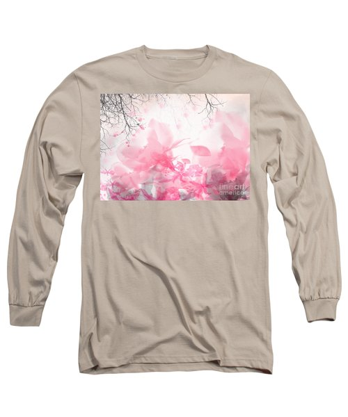 Morning Chirp Long Sleeve T-Shirt by Trilby Cole