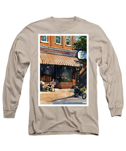 Morning Cuppa Joe Long Sleeve T-Shirt