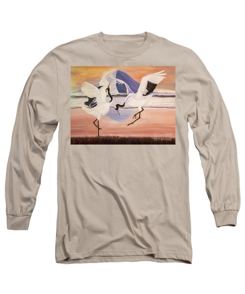 Morning Dance Long Sleeve T-Shirt