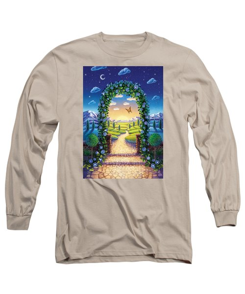 Morning Glory - Awaken To Magic Long Sleeve T-Shirt