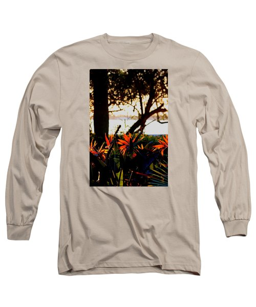 Morning In Florida Long Sleeve T-Shirt