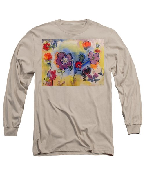 Morning In It's Glory  Long Sleeve T-Shirt