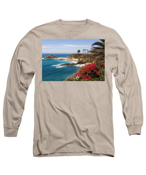 Morning Light Montage Resort Laguna Beach Long Sleeve T-Shirt