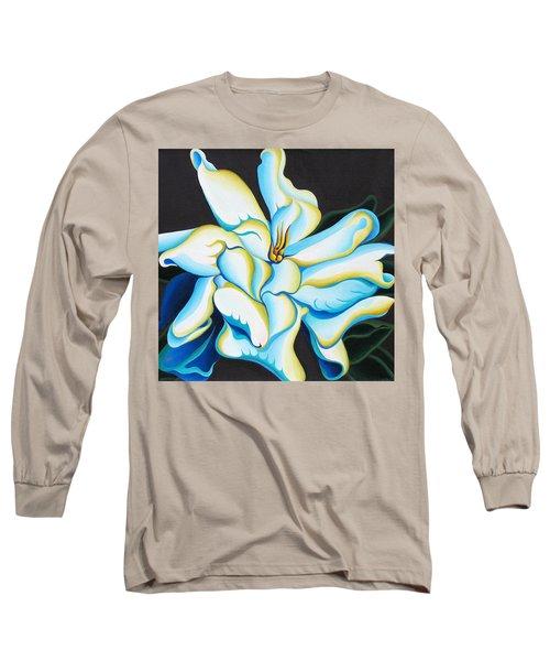 Morning Magnolia Long Sleeve T-Shirt