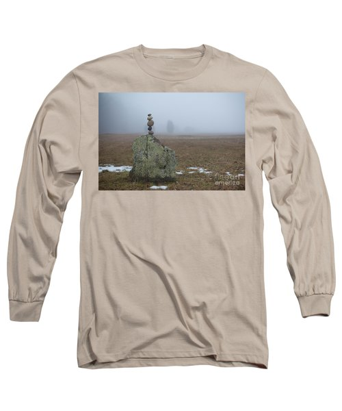 Morning Meditation Long Sleeve T-Shirt