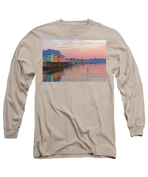 Morning Peace Long Sleeve T-Shirt