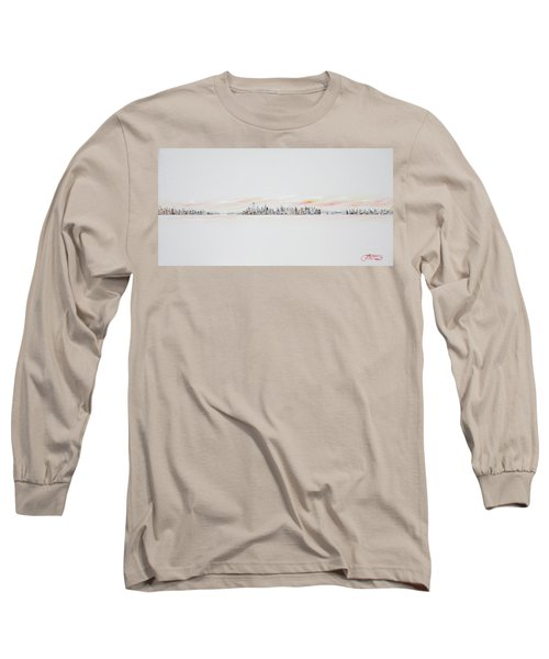 Morning Sky Long Sleeve T-Shirt