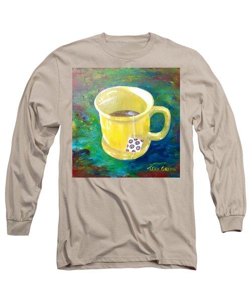 Morning Tea Long Sleeve T-Shirt