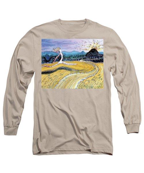 Morro Run Bliss Long Sleeve T-Shirt
