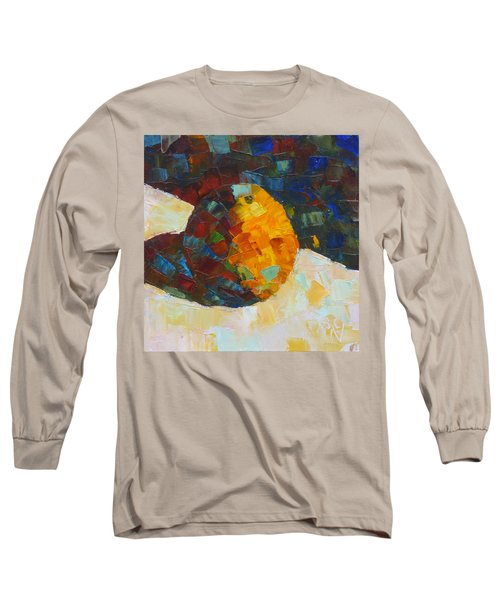 Mosaic Citrus Long Sleeve T-Shirt