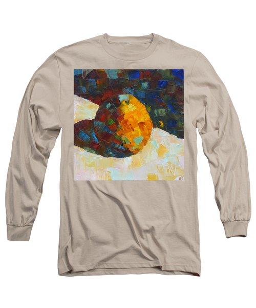 Mosaic Citrus Long Sleeve T-Shirt