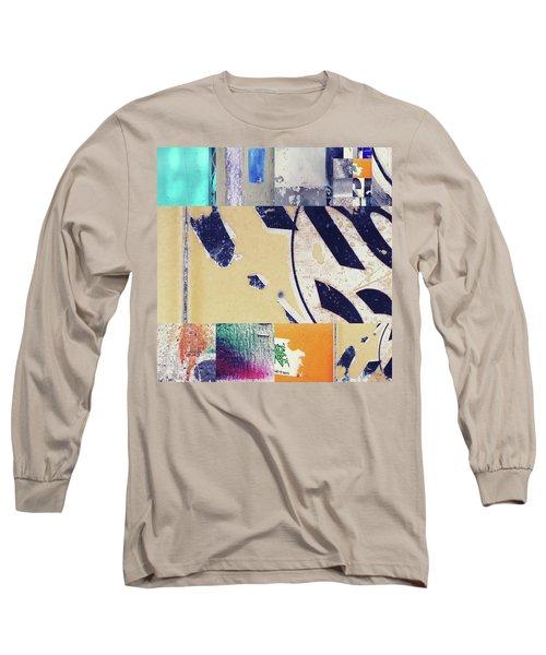 Mosaic2 Long Sleeve T-Shirt