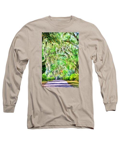 Mossy Oak Pathway H D R Long Sleeve T-Shirt